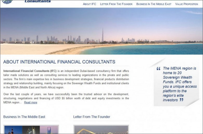 IFC | DUBAI | UAE